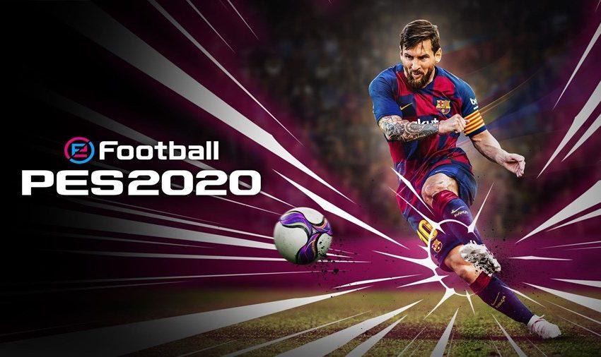 آموزش انلاین بازی کردن eFootball PES 2020