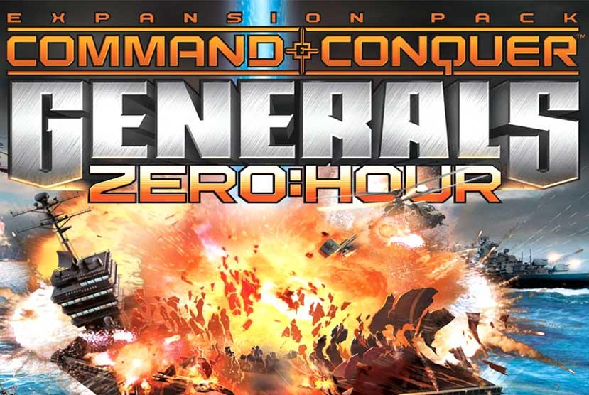 اموزش انلاین بازی کردن C&C Generals: Zero Hour