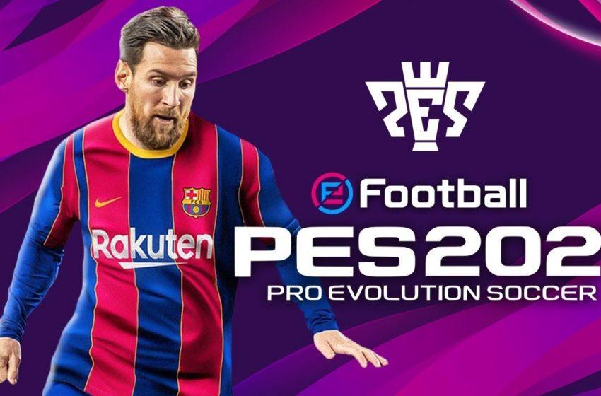 اموزش آنلاین بازی کردن eFootball PES 2021